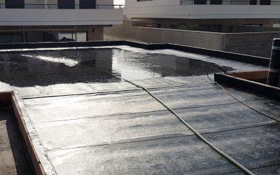VIVIENDA D'URA | Impermeabilización de cubierta