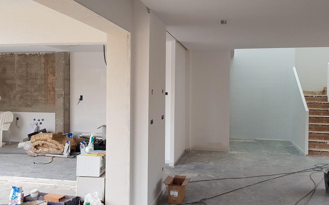 VIVIENDA ISABEL DE VILLENA   Acabados interiores