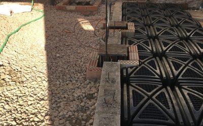 VIVIENDA DE L'ELIANA | Construcción de la Solera
