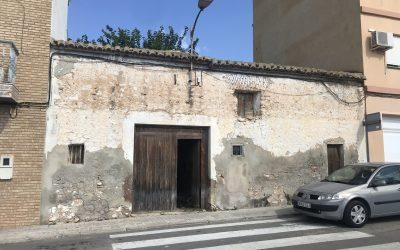 VIVIENDA DE L'ELIANA | Demolición interior